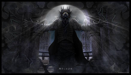 Melkor Unchained by Stirzocular