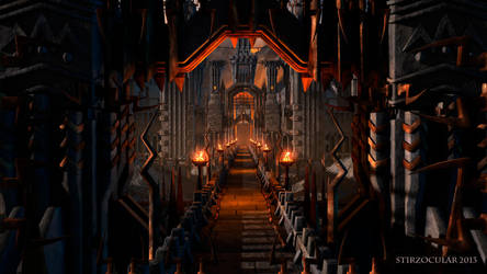 Angband rebuild 04 by Stirzocular