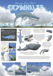 skywhales coloured by maverickcarter