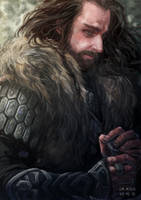 Thorin Oakenshield by EM-MIKA