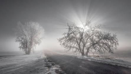 Somewhere... by BWilliamWest