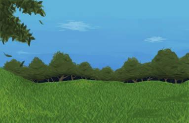 Evergreen by cupman11
