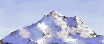 Mountain by cupman11