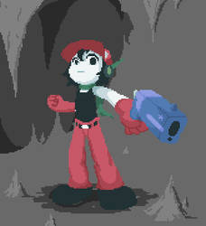 Cave Story by cupman11