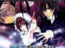 Vampire Desktop by blo0dyblack