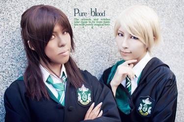 Pure-blood by chiyonosu