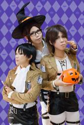 Happy Halloween by chiyonosu
