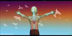 The Avatar by PonytailedSlacker