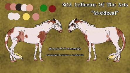 N5042 - SOA Collector Of The Arts by MakkyFokinMcKay