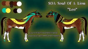 N5014 - SOA Soul Of A Lion by MakkyFokinMcKay