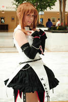 Goth-Punk Lolita Mikuru by Starlightslk