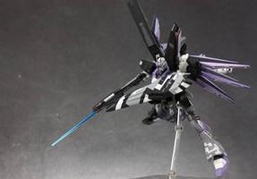High-Nu Gundam 3 by Karidzka