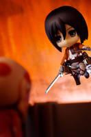 Mikasa by Karidzka