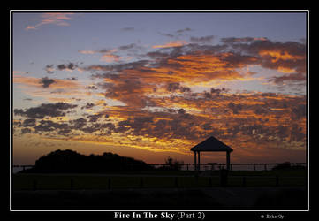 Fire In The Sky - Part 2 by EpharGy