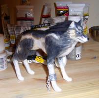 Wolf Link by Raitei