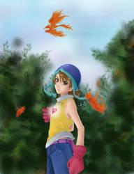 Sora digimon by suna89