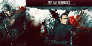 Erik Lehnsherr Pack - We can be heroes by skyelicius