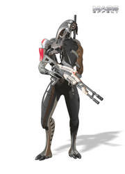 Mass Effect - Legion v2 by KISbubi