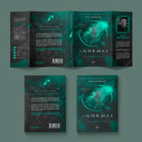 Book Jakcket - Anormal by Ang3Blue