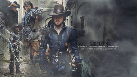 Athos by Mysterious-In-Mist