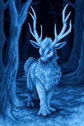 Winter Spirit - My Pixel Winter Contest by Suora91