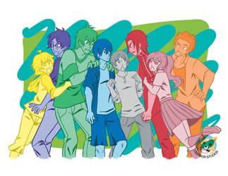 Free Rainbow by NotJailBait