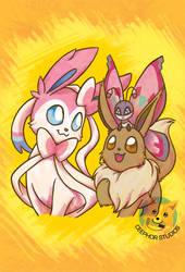 Bowtiful Pokemon by NotJailBait
