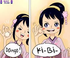 One Piece Ch 911 - O Tama by 0HebiHime0