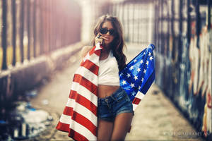 American dream by karen-abramyan