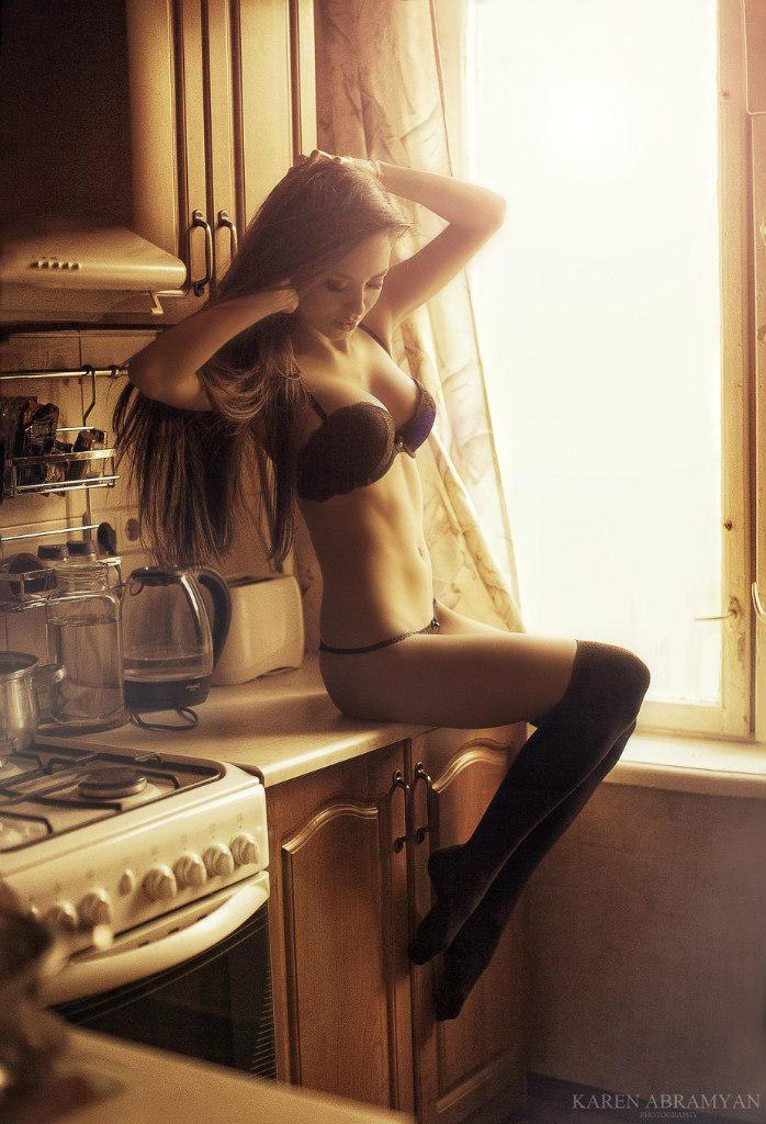 kitchen by karen-abramyan