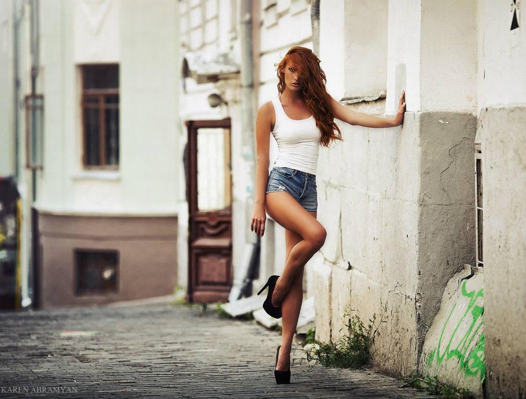 Old street by karen-abramyan