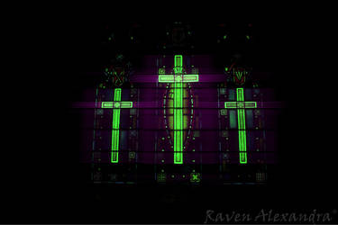 Church Croses by RavenA938