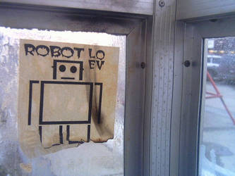robot Love by G-suz