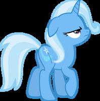 Grumpy/Annoyed Trixie by SLB94