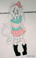 Washi-Tape Girl by Nadi-Chan