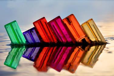 Rainbow Fish by ahermin