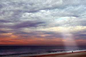 Sky Waves by ahermin