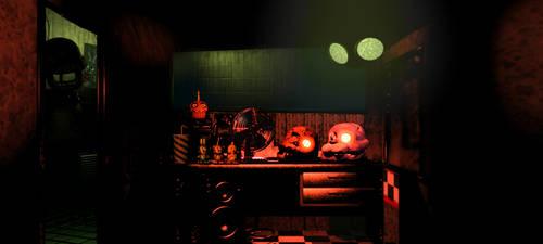 ..:Fazbear Reborn Office Alarm:.. by lllRafaelyay