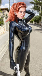 Agent Of CATSUIT! (137) by Shiny-Fan