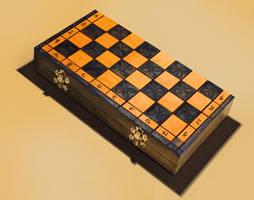 Chess Box by AKS9