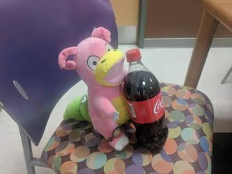 Have a Soda by NovaKaru