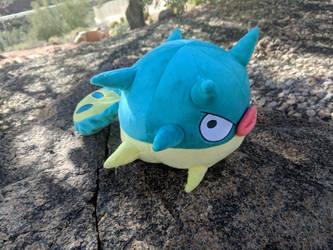 Qwilfish by NovaKaru