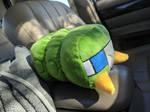 Charjabug in the Car by NovaKaru