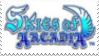 Skies of Arcadia Stamp by laprasking