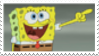 Spongebob Squarepants Stamp by laprasking