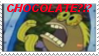 Chocolate Guy 3 Stamp by laprasking