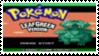 Pokemon Leaf Green Stamp by laprasking
