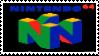 N64 Stamp by laprasking