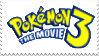 Pokemon 3 the movie Stamp by laprasking