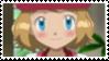 Serena 2.0 Stamp by laprasking